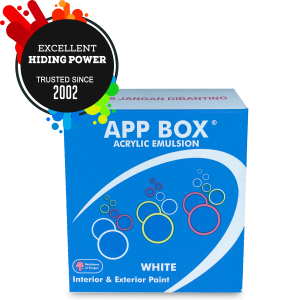 APP BOX Acrylic Emulsion