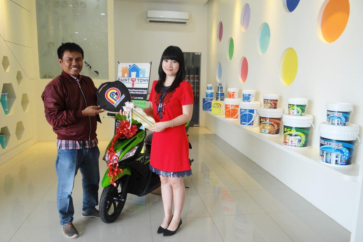 Pemenang Lucky Draw ke-13 Periode April 2017 – Bp. Muhammad Sidik (Batam)