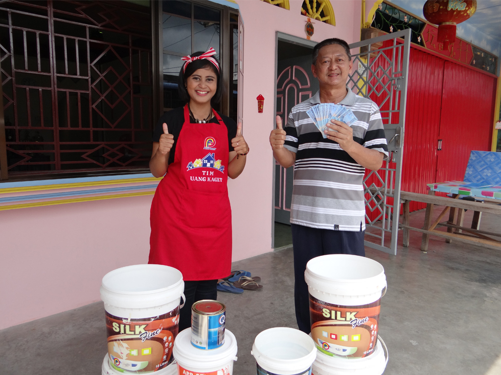 Pemenang Uang Kaget Rumah – Bp. Edy Anwar (TBK)