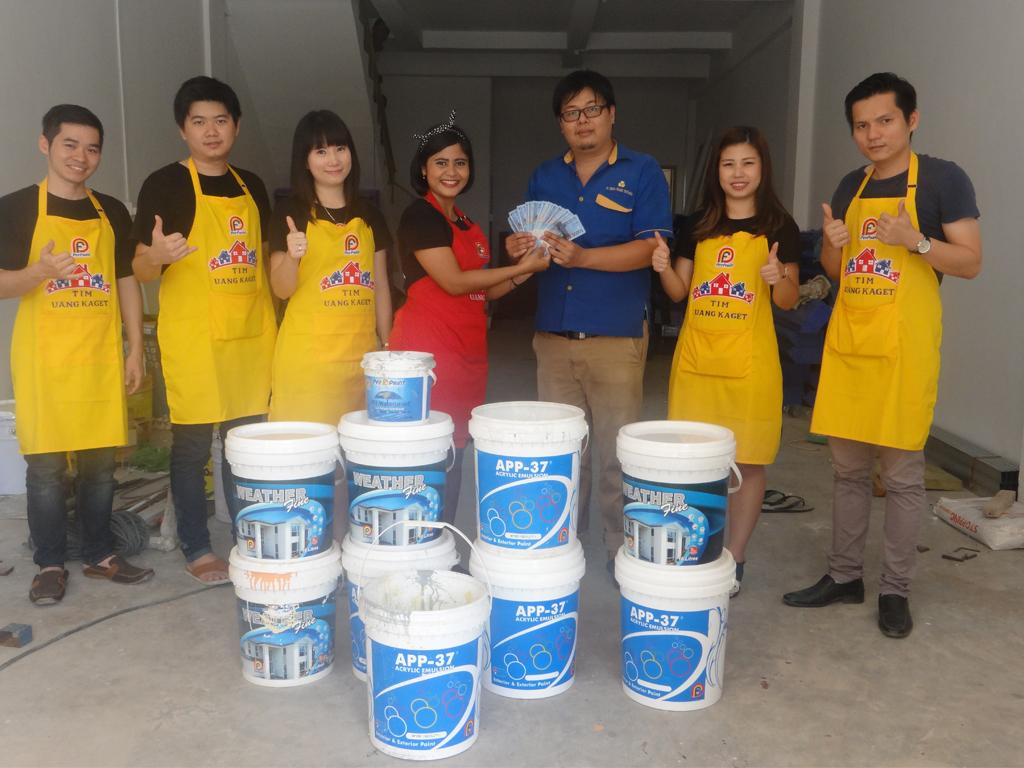 Pemenang Uang Kaget Rumah – Bp. Johan (Batam)