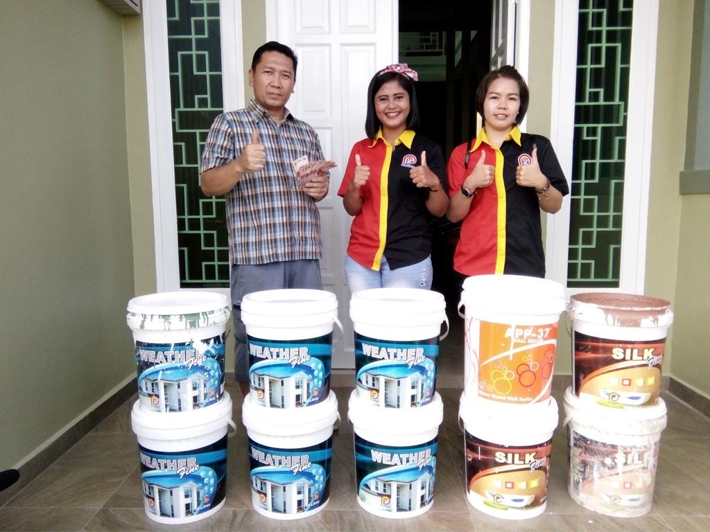 Pemenang Uang Kaget Rumah – Bp. Ludi Harman, S.Sos. MM (TPI)