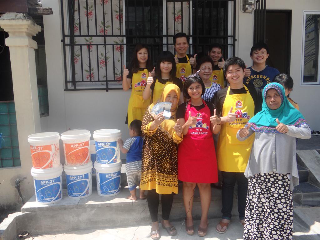 Pemenang Uang Kaget Rumah – Bp. Meikel (Batam)