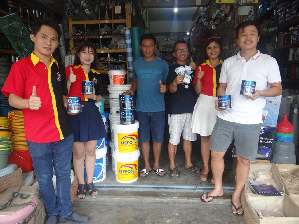 Pemenang Uang Kaget Toko – Sonli Metalindo (Belakang Padang)