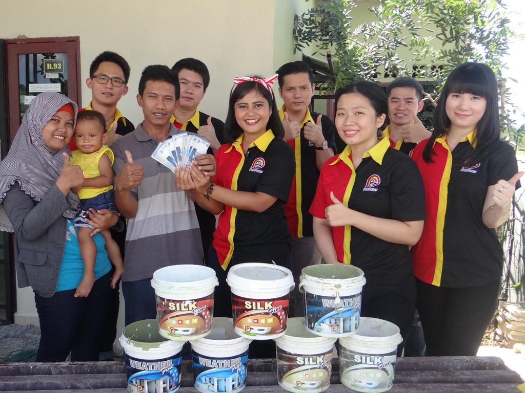 Pemenang Uang Kaget Rumah – Bp. Sudaryono (Batam)
