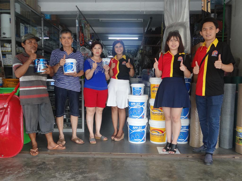 Pemenang Uang Kaget Toko – Sumber Jaya (Belakang Padang)
