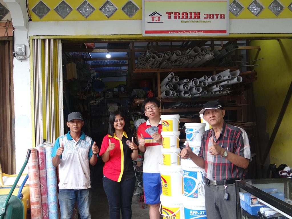 Pemenang Uang Kaget Toko – Train Jaya (TBK)