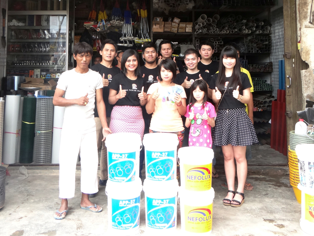Pemenang Uang Kaget Toko – Baja Prima (Batam)