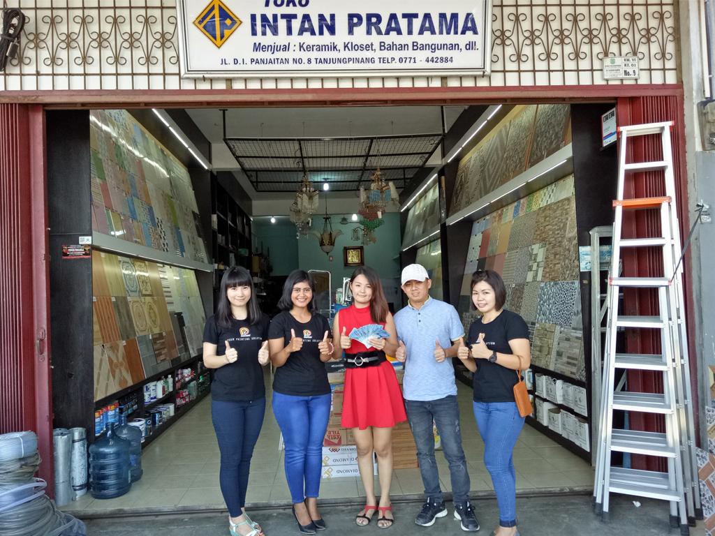 Pemenang Uang Kaget Toko – Intan Pratama (TPI)