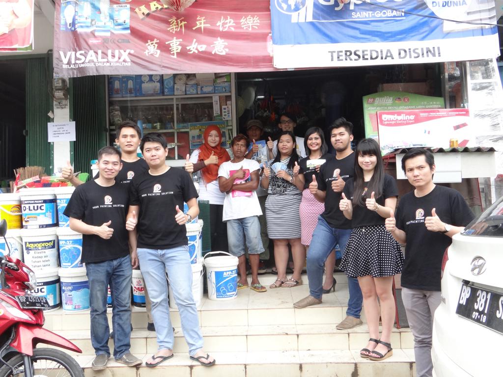 Pemenang Uang Kaget Toko – Baja Abadi (Batam)