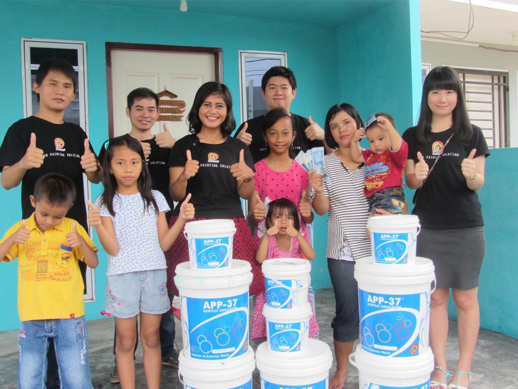Pemenang Uang Kaget Rumah – Ibu Nurlita Sigalingging (Batam)