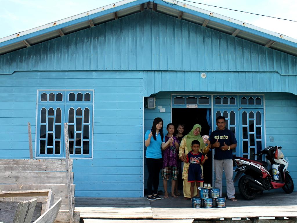 Pemenang Uang Kaget Rumah & Kapal – Bp. Riduan (Natuna)