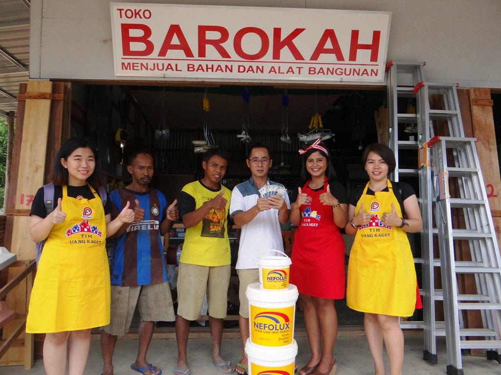 Pemenang Uang Kaget Toko – Toko Barokah (TPI)