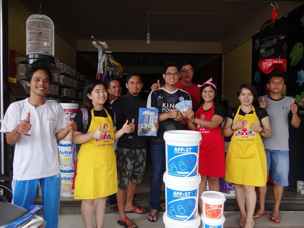 Pemenang Uang Kaget Toko – Toko Bau Hos Perdagangan (TPI)