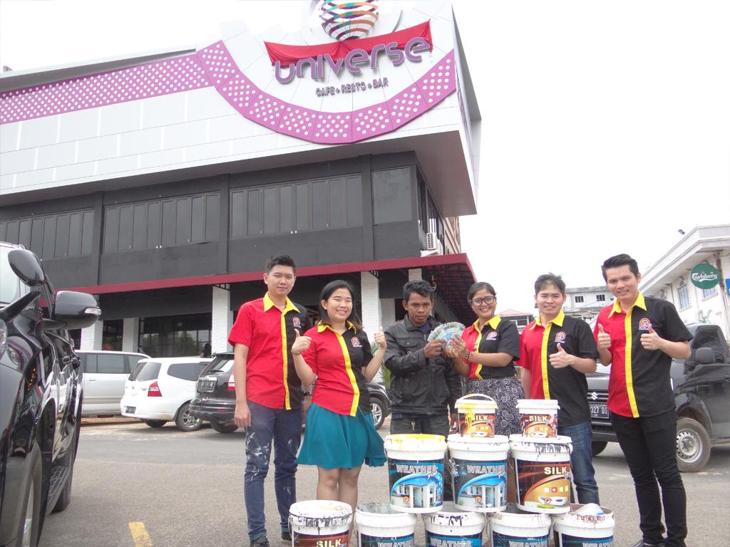 Pemenang Uang Kaget Cafe – Cafe Universe (Batam)