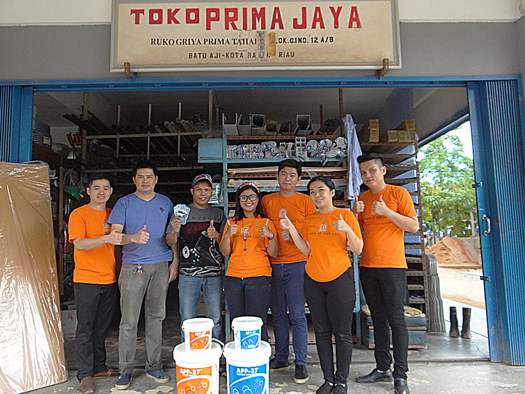 Pemenang Uang Kaget Toko – Toko Prima Jaya (Batam)