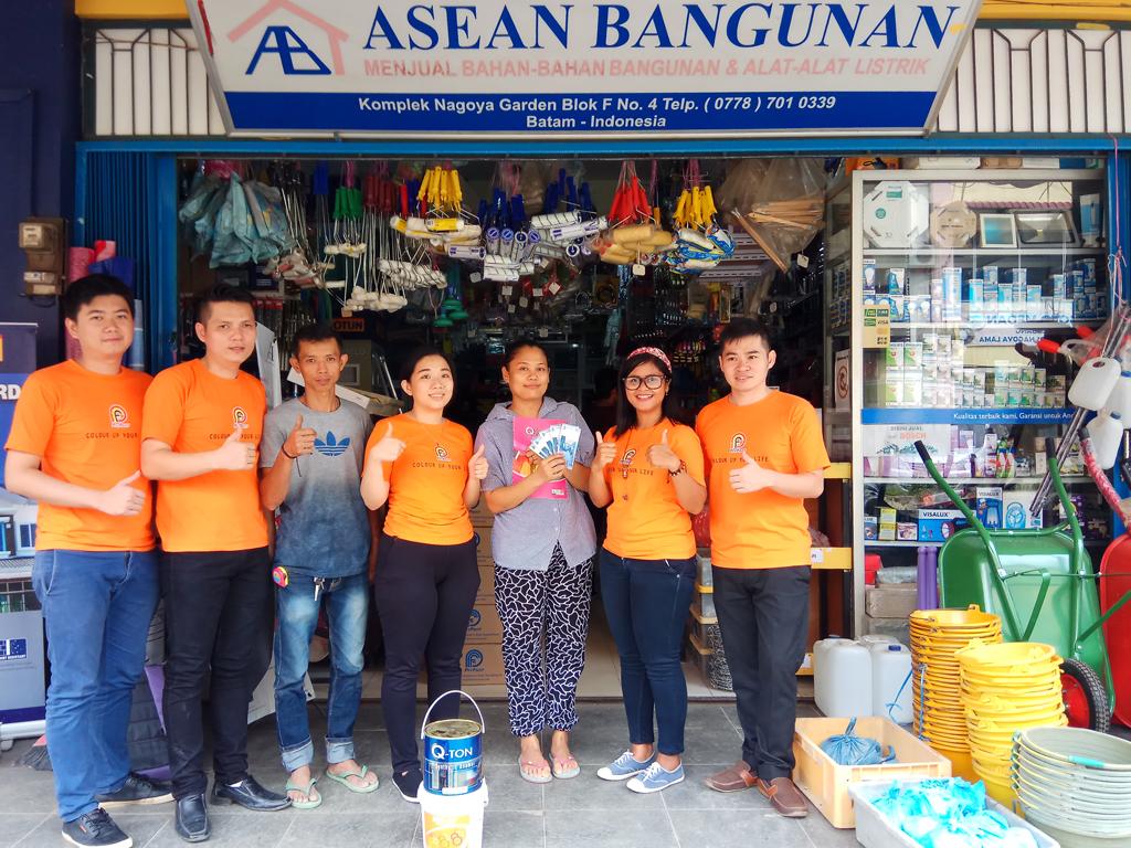 Pemenang Uang Kaget Toko – Toko Asean Bangunan (Batam)