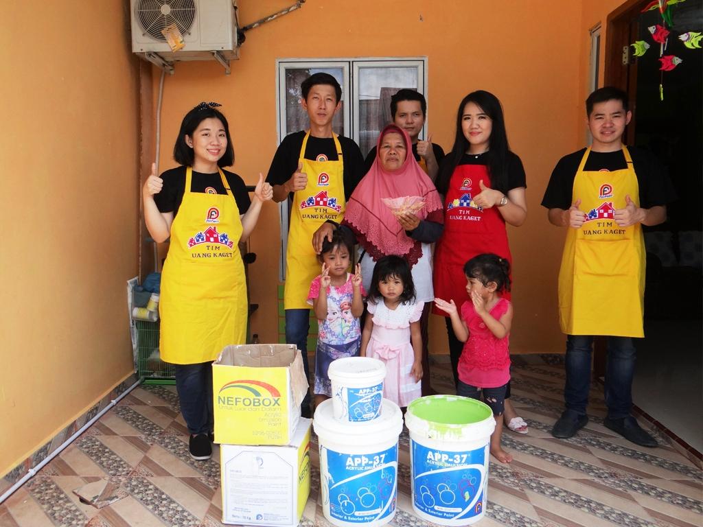 Pemenang Uang Kaget Rumah – Ibu Ermarida Funi (Batam)