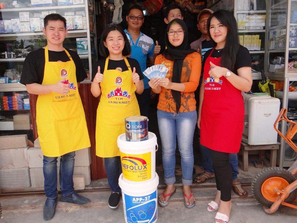 Pemenang Uang Kaget Toko – Toko Jaya Manggala (Batam)