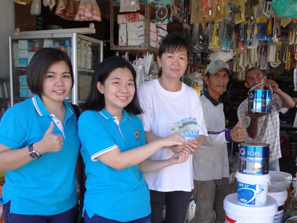 Pemenang Uang Kaget Toko – Toko Seng Jaya (TPI)