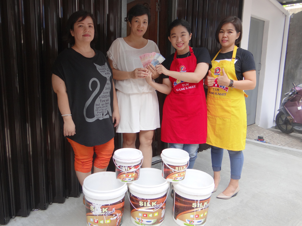Pemenang Uang Kaget Rumah – Ibu Dewi (TPI)