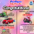Pemenang Lucky Draw Ke 14 Periode Oktober – Abdur Rahman (Batam)
