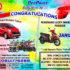 Pemenang Lucky Draw Ke-15 Periode Januari 2019 – Ponco Suryo (Batam)